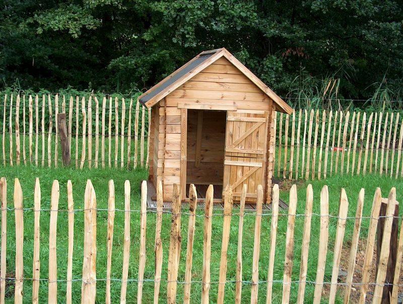 van vliet kastanjehout - our chestnut wood